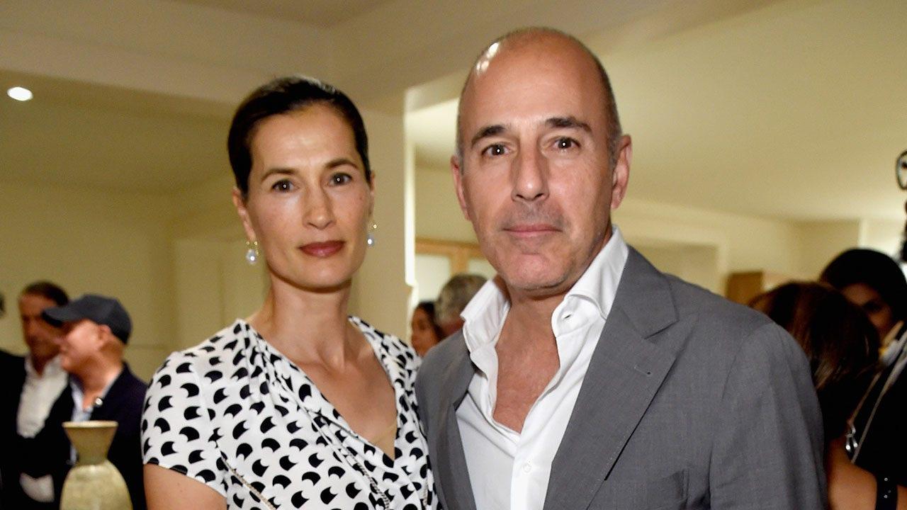 Matt Lauer's ex-wife Annette Roque releases statement amid new rape accusation