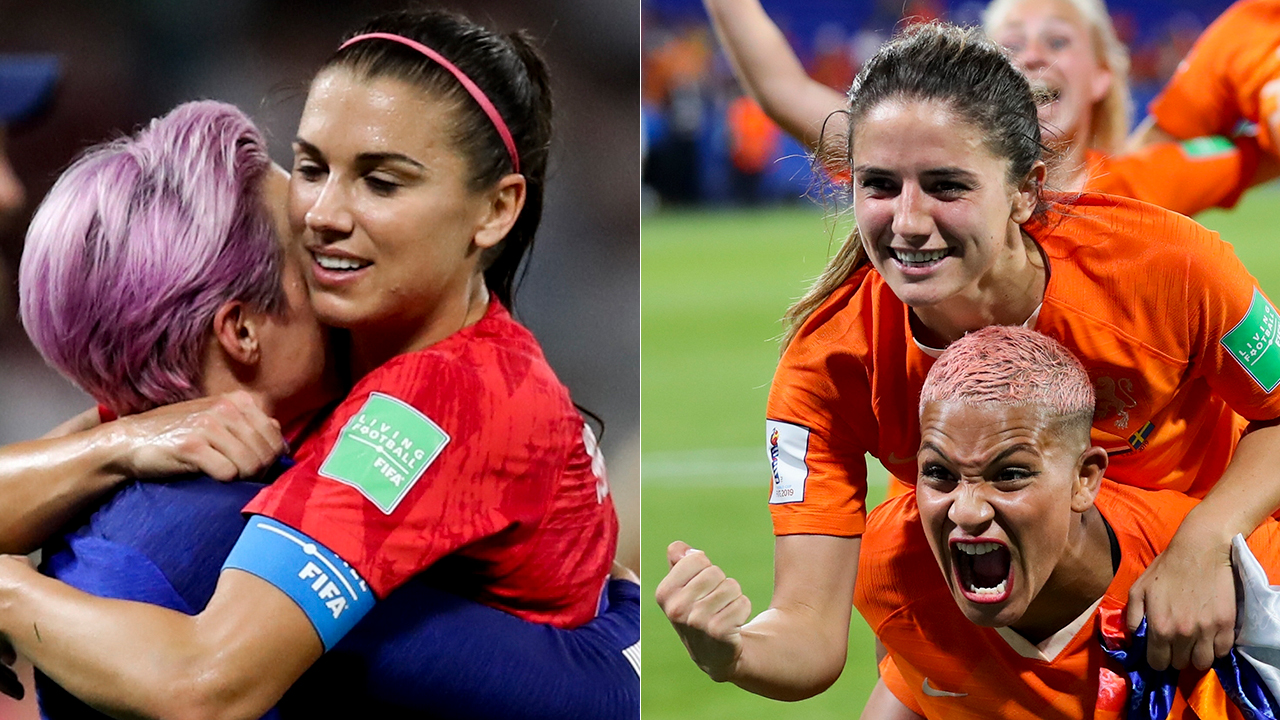 Westlake Legal Group SOC-US-NED Women's World Cup final: US takes on the Netherlands -- live blog Ryan Gaydos fox-news/sports/soccer/the-world-cup fox-news/sports/soccer fox-news/person/megan-rapinoe fox-news/person/mallory-pugh fox-news/person/carli-lloyd fox-news/person/alyssa-naeher fox-news/person/ali-krieger fox-news/person/alex-morgan fox-news/newsedge/sports/womens-world-cup fox news fnc/sports fnc article 1a42e7de-1775-53aa-9aca-7981a3f62183