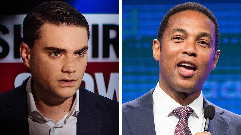 Westlake Legal Group Shapiro-Lemon_Getty Ben Shapiro calls CNN's Don Lemon a 'joke,' says he should run for president instead of moderating Nick Givas fox-news/shows/the-ben-shapiro-show fox-news/politics/2020-presidential-election fox-news/person/ben-shapiro fox-news/media fox news fnc/media fnc article 513c0667-0f6a-57e9-a91b-f0f5345231ea