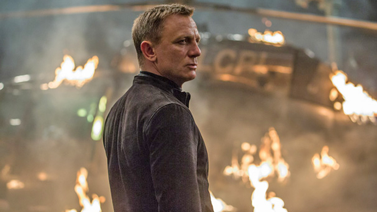 Spectre Daniel Craig James Bond 007 - 'No Time To Die' trailer teases Daniel Craig, Rami Malek showdown