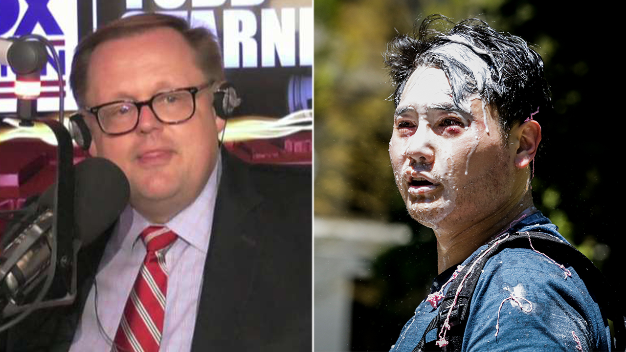 Westlake Legal Group Starnes-Ngo Journalist violently attacked by Antifa recalls 'complete anarchy and lawlessness' fox-news/us/us-regions/west/oregon fox-news/us/crime/police-and-law-enforcement fox-news/us/crime/antifa fox-news/us/crime fox-news/topic/fox-news-radio fox-news/topic/fox-news-flash fox-news/entertainment/media fox news fnc/politics fnc Charles Creitz article 27a4c7b9-c422-55ad-95c1-698f365f48ea