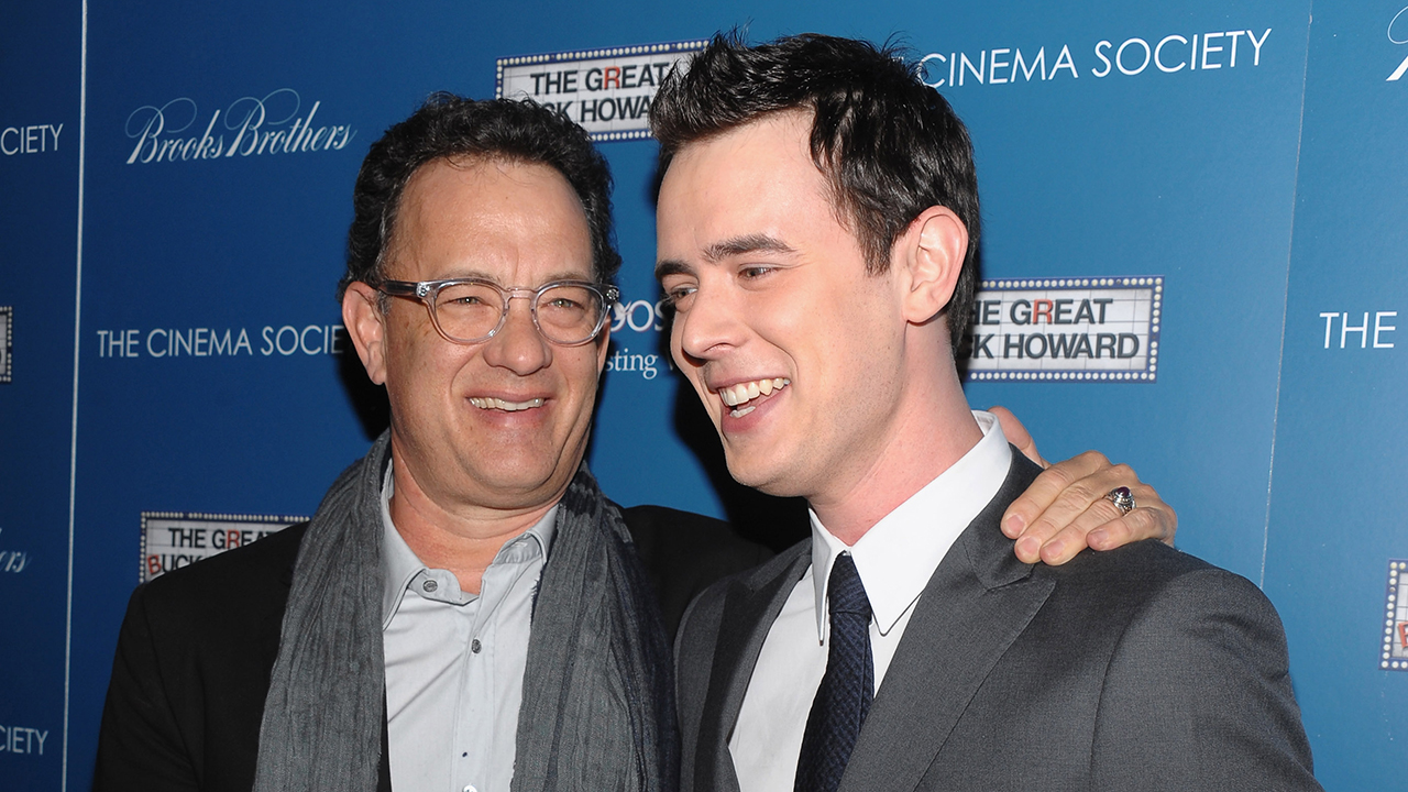 Westlake Legal Group Tom-Colin-Hanks-GettyImages-114781190 Colin Hanks wishes dad Tom Hanks a happy birthday – with photo of Michael Keaton Stephen Sorace fox-news/entertainment/celebrity-news fox news fnc/entertainment fnc article 3c997423-22e6-5122-8a85-e4ddd2d35185