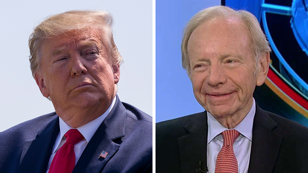 Westlake Legal Group Trump-Lieberman Joe Lieberman says Trump-Cummings dispute harmful to the country fox-news/us/us-regions/northeast/maryland fox-news/us/crime fox-news/topic/baltimore-crime-and-corruption fox-news/shows/your-world fox-news/politics/house-of-representatives/democrats fox-news/person/donald-trump fox-news/media/fox-news-flash fox-news/entertainment/media fox news fnc/media fnc Charles Creitz article 8e2663ad-d2ff-5ab0-a5dc-0500687ec85c