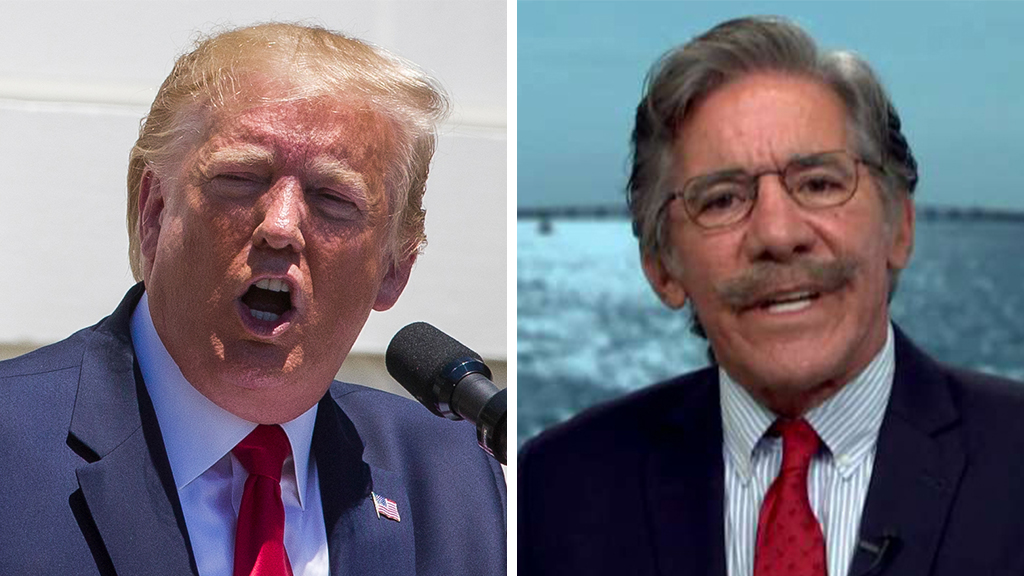 Westlake Legal Group Trump-Rivera_AP-Fox Geraldo Rivera on Trump's tweets: 'I just hope it isn't a glimpse at his soul' Victor Garcia fox-news/topic/fox-news-flash fox-news/shows/the-story fox-news/person/rashida-tlaib fox-news/person/ilhan-omar fox-news/person/donald-trump fox-news/person/alexandria-ocasio-cortez fox-news/entertainment/media fox news fnc/politics fnc article 14ceebe9-1d5d-587c-80f8-68d9426d4dca