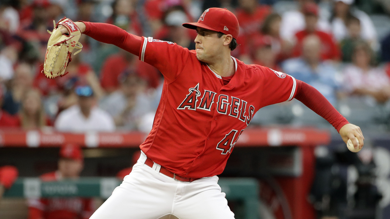 Westlake Legal Group TylerSkaggs720 Los Angeles Angels pitcher Tyler Skaggs died of accidental overdose: coroner Melissa Leon fox-news/us/us-regions/west/california fox-news/us/us-regions/southwest/texas fox-news/sports/mlb/texas-rangers fox-news/sports/mlb/los-angeles-angels fox-news/sports/mlb fox-news/sports fox news fnc/us fnc article 408e2380-2e53-5d06-9e32-af532d239196