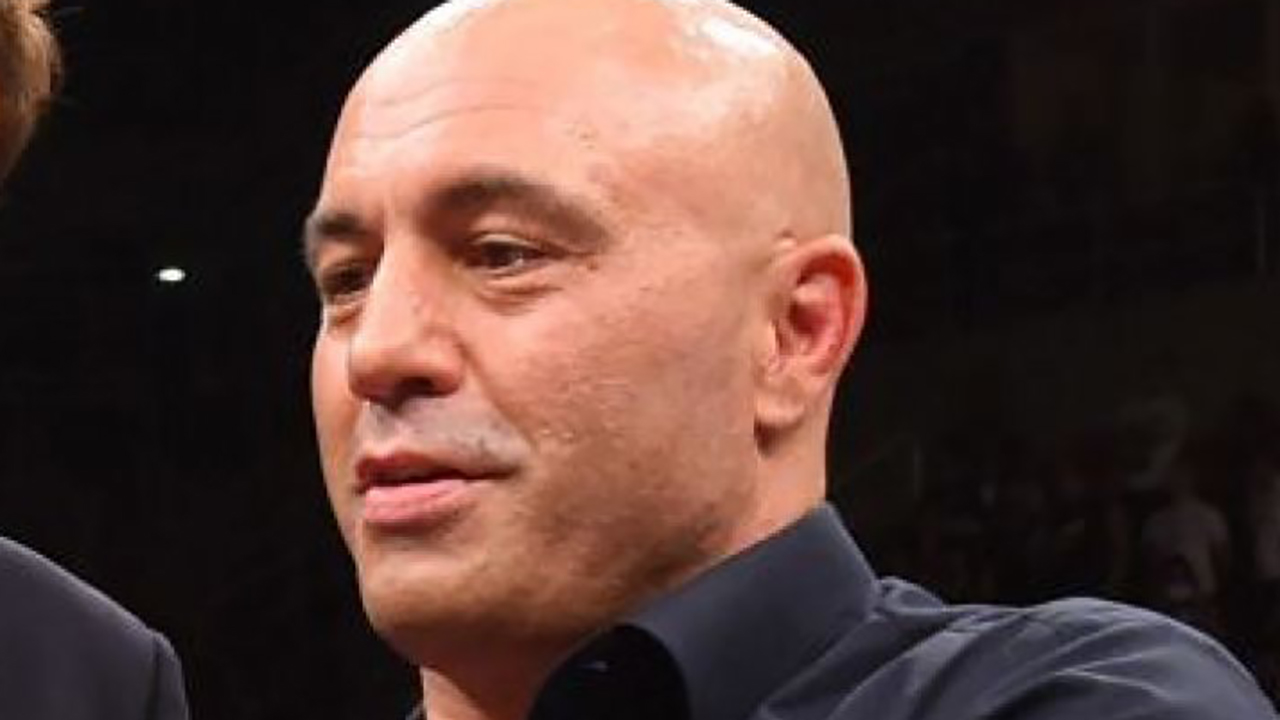 Joe Rogan would vote for President Trump over Joe Biden: