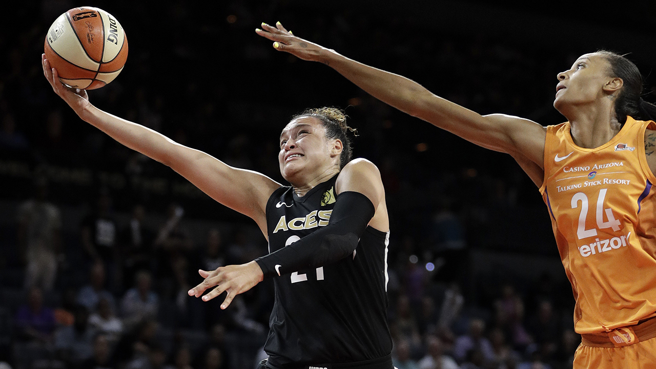 Westlake Legal Group WNBA-Kayla-McBride WNBA postseason gets underway with pair of first-round games fox-news/sports/wnba fnc/sports fnc e6175652-b21b-554f-9a7a-42112c195dd2 Associated Press article