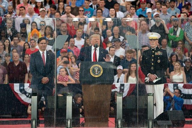Dan Gainor: Media demonize July Fourth celebration and American flag to 'celebrate' national holiday