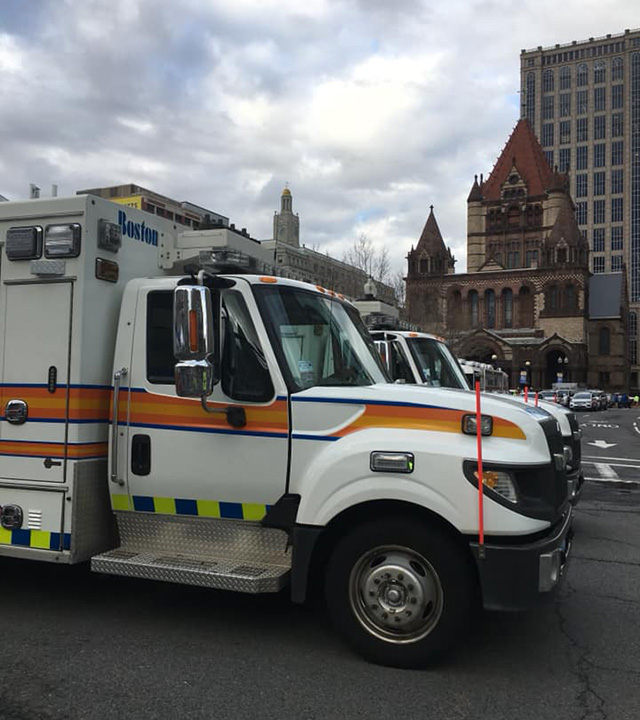 Westlake Legal Group boston-EMS Boston EMT brutally stabbed by patient in ambulance: police fox-news/us/us-regions/northeast/massachusetts fox-news/us/crime fox news fnc/us fnc Danielle Wallace article 556d248b-f74b-5003-a82d-3d99271528f2