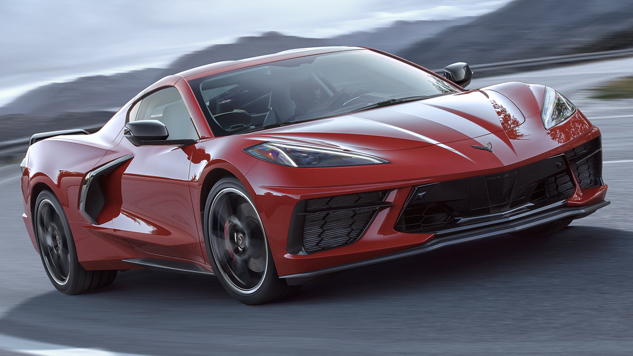 Critics say the 2020 Chevrolet Corvette Stingray is quick and comfortable, but 'not great'