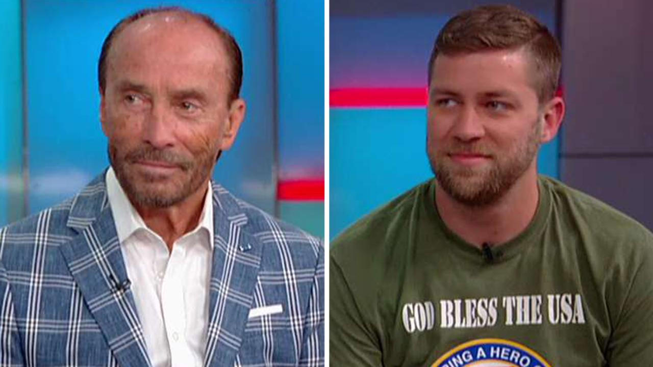 Westlake Legal Group greenwoodveteran Country music icon Lee Greenwood helps gift double-amputee veteran a customized home fox-news/us/personal-freedoms/proud-american fox-news/us/military/veterans fox-news/topic/fox-news-flash fox-news/shows/fox-friends fox-news/entertainment/media fox-news/entertainment/genres/country fox-news/entertainment fox news fnc/entertainment fnc f8926153-ac80-53ae-9e29-d38e0fcb527a article Anna Hopkins