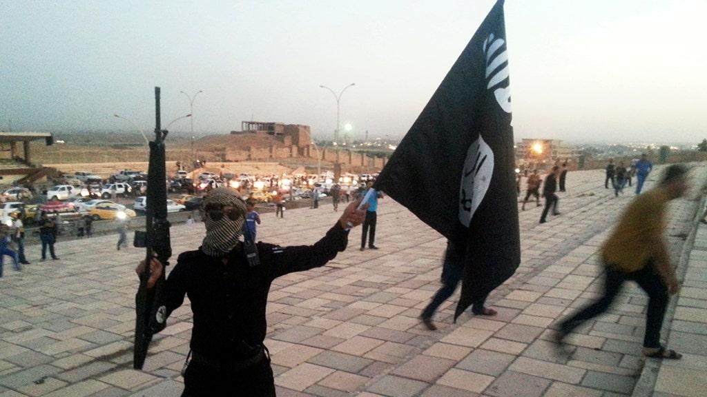 Koalisi Anti-ISIS menghancurkan kelompok teror itu sistem terowongan