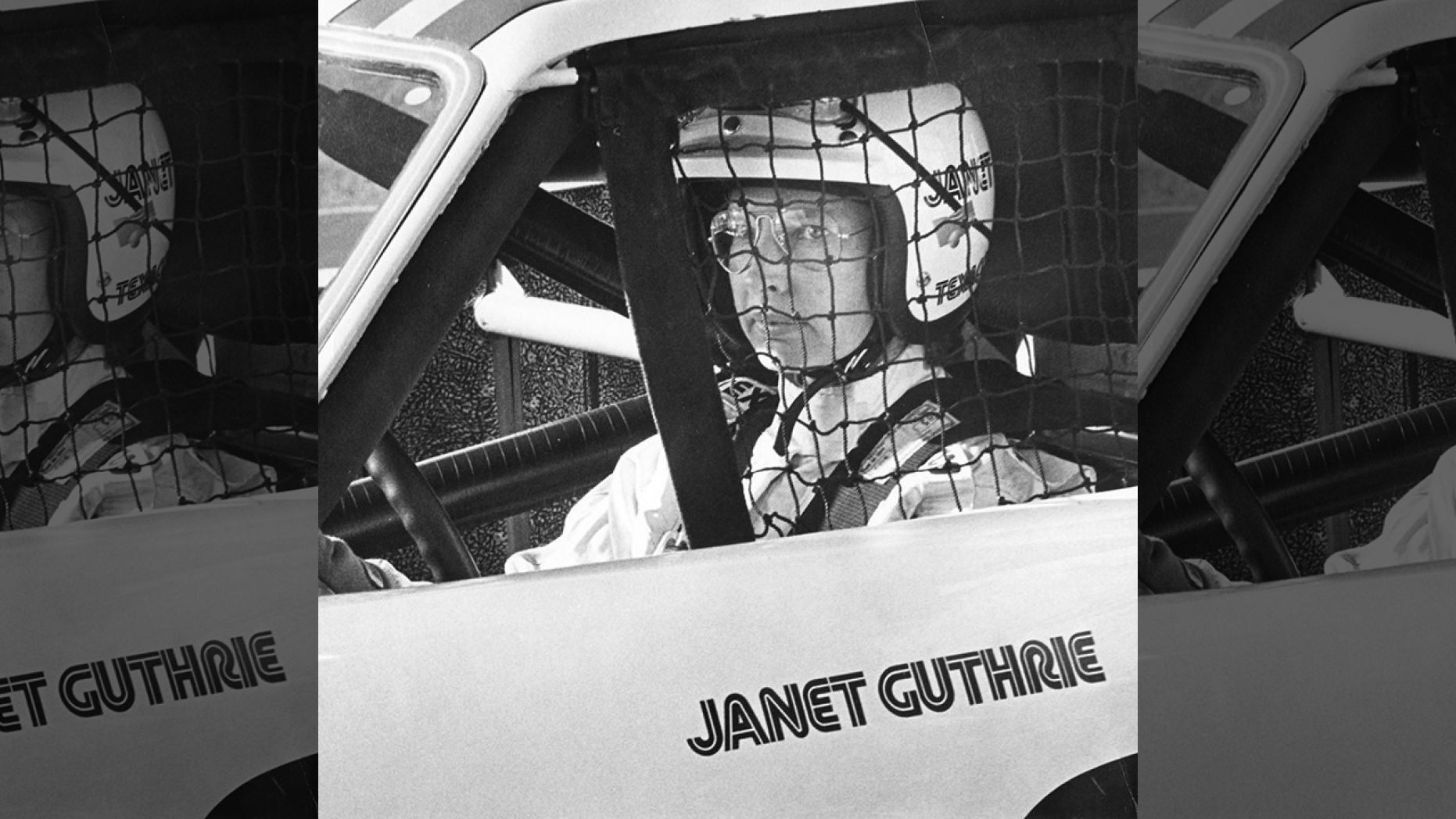 American racing legend Janet Guthrie enters the Automotive Hall of Fame