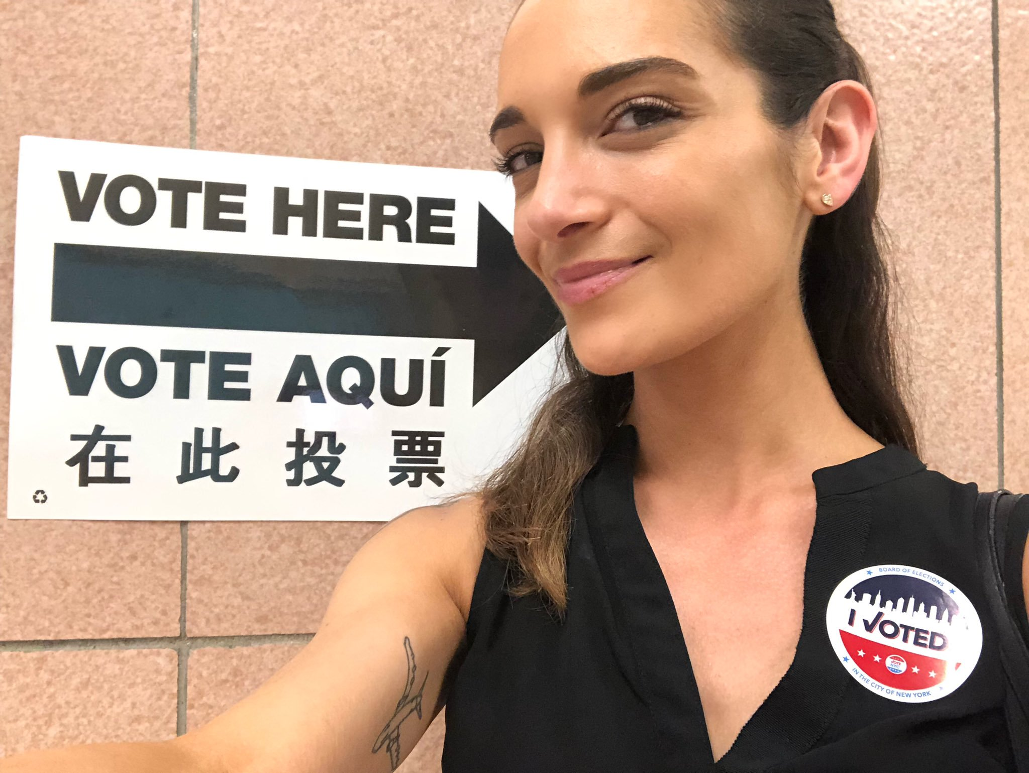 Westlake Legal Group julie Dem socialist Julia Salazar allegedly dipped into trust fund during state senate campaign: report New York Post Max Jaeger fox-news/us/us-regions/northeast/new-york fox-news/politics/state-and-local fox-news/politics/elections/campaigning fox-news/politics fnc/politics fnc Bernadette Hogan b22f30f9-a349-5241-b9dd-80d4834163c0 article