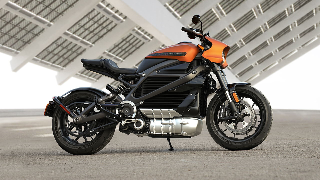 Harley-Davidson suspends electric LiveWire motorcycle production due to technical issue