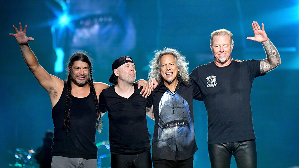 Metallica ακυρώνει την Αυστραλία, τη Νέα Ζηλανδία περιοδεία ως τραγουδιστής επανεισέρχεται αποτοξίνωση