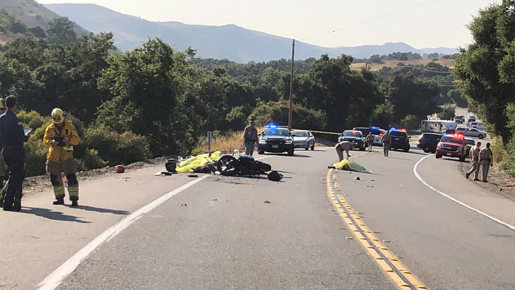 Westlake Legal Group motorcycle-collision Southern California motorcycle crash kills 4, officials say Talia Kaplan fox-news/us/us-regions/west/california fox-news/us/disasters/transportation fox news fnc/us fnc article 6f967ca9-ebfd-5148-ae38-c2f39c5e8e0a