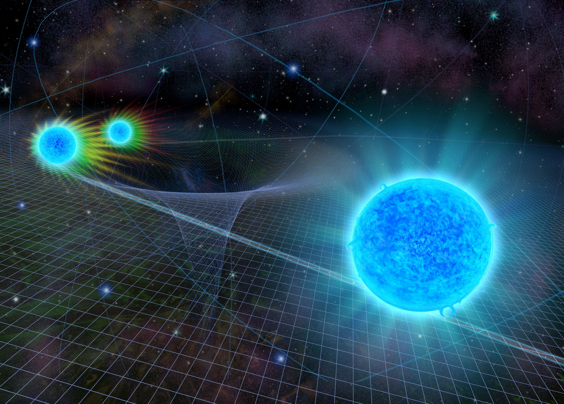 Einstein was right (again!) as general relativity passes another test