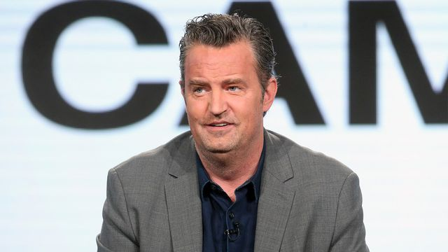 Matthew Perry joins Instagram, 'Friends' co-star Lisa Kudrow excitedly announces