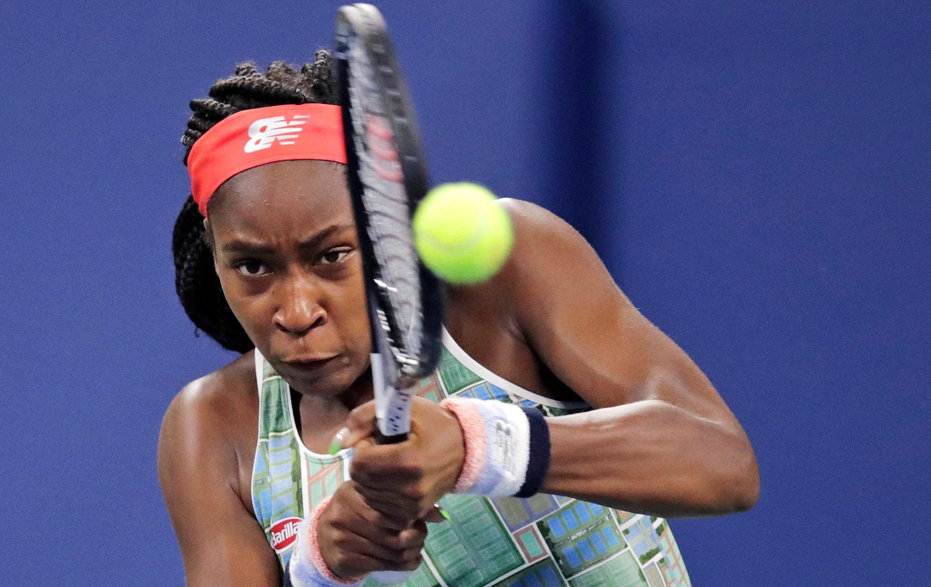 Coco Gauff mencapai 1 perempat final WTA Linz