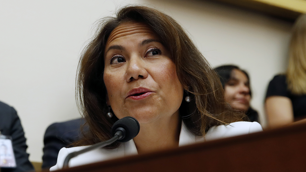Westlake Legal Group AP-Veronica-Escobar Who is Veronica Escobar? Texas rep chosen by Dems for Spanish-language response to State of the Union fox-news/politics/house-of-representatives/democrats fox-news/person/donald-trump fox-news/news-events/state-of-the-union fox news fnc/politics fnc article Andrew O'Reilly 562c9955-8142-5864-8ca0-133e2ffaa8f4