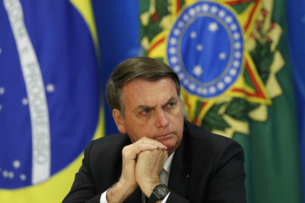 Jair Bolsonaro: What to know about Brazil's controversial president