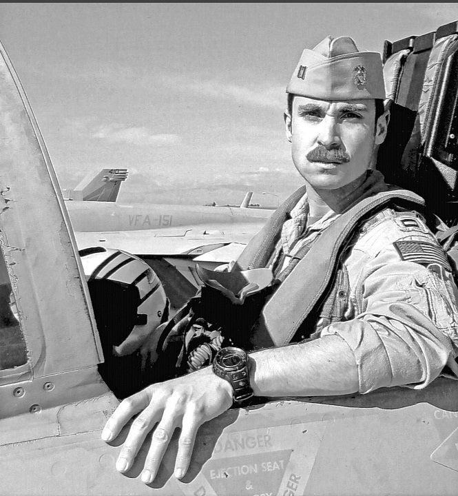 Navy identifies pilot killed in California jet crash