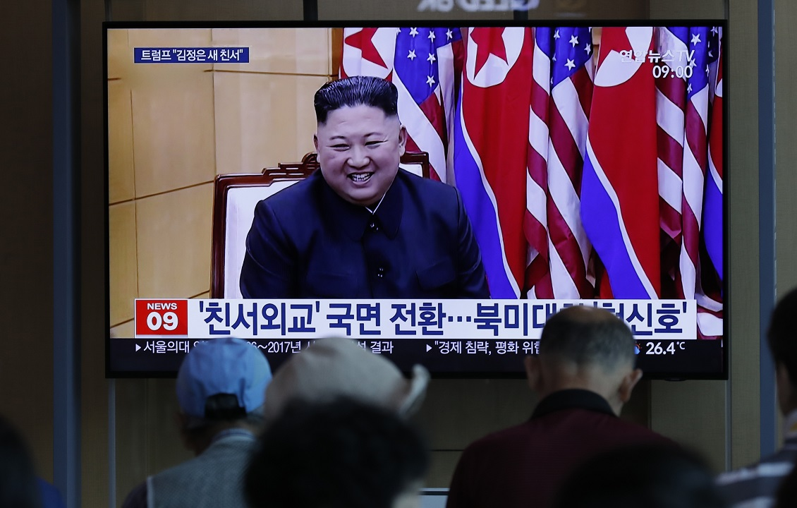 Westlake Legal Group AP19222043765441 North Korea slams Seoul over military drills with US, says Kim oversaw latest weapons tests Louis Casiano fox-news/world/conflicts/north-korea fox news fnc/politics fnc article 196fc9d9-ebdc-513e-a6d3-cd7748e8132f