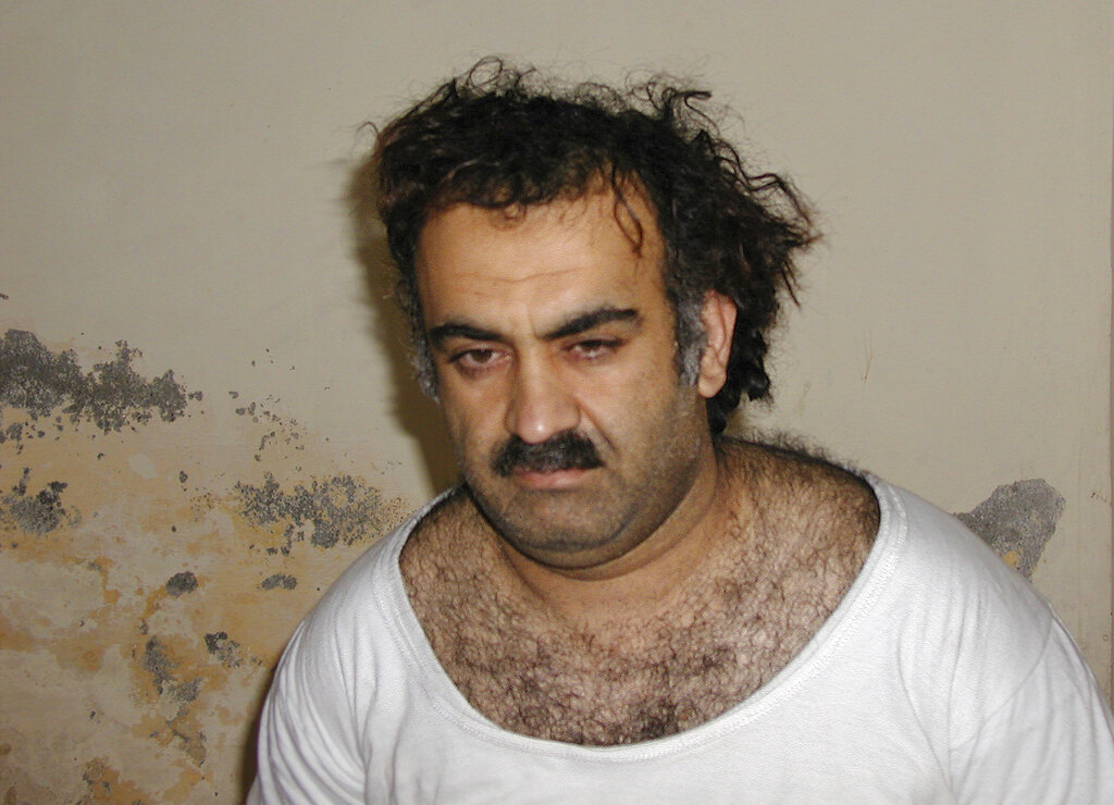 Trial of alleged 9/11 mastermind, four others set for early 2021