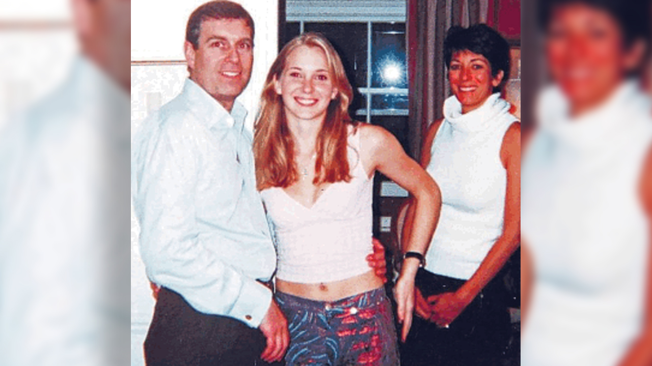 Jeffrey Epstein accuser Virginia Roberts on Prince Andrew: 'He knows what happened'