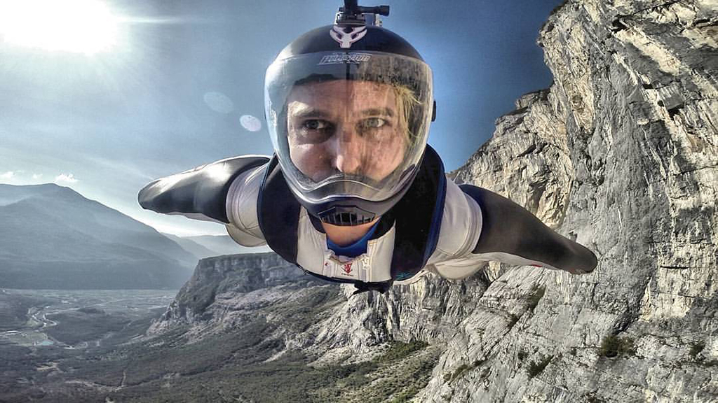 Ex-NASA wingsuit scientist dies during base jump in Saudi Arabia