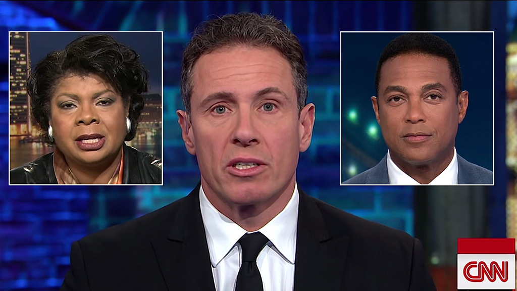 CNN has bad week amid April Ryan, Chris Cuomo and Don Lemon news: 'It was quite embarrassing'