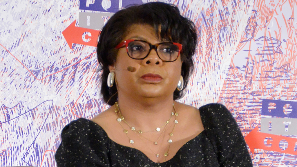 Westlake Legal Group April-Ryan April Ryan, at Politicon, clashes with man who calls press 'enemy of the people' Sam Dorman fox-news/us/us-regions/southeast/tennessee fox-news/politics/executive/white-house fox-news/person/donald-trump fox-news/media fox news fnc/media fnc article 3ecc7ae0-e3e2-5c37-a969-e4dfaacf74ab