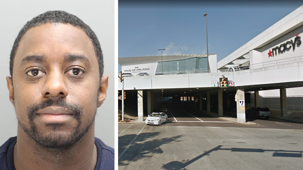 Ex-Macy's employee steals over $7G, hides inside ceiling in Pennsylvania store, police say