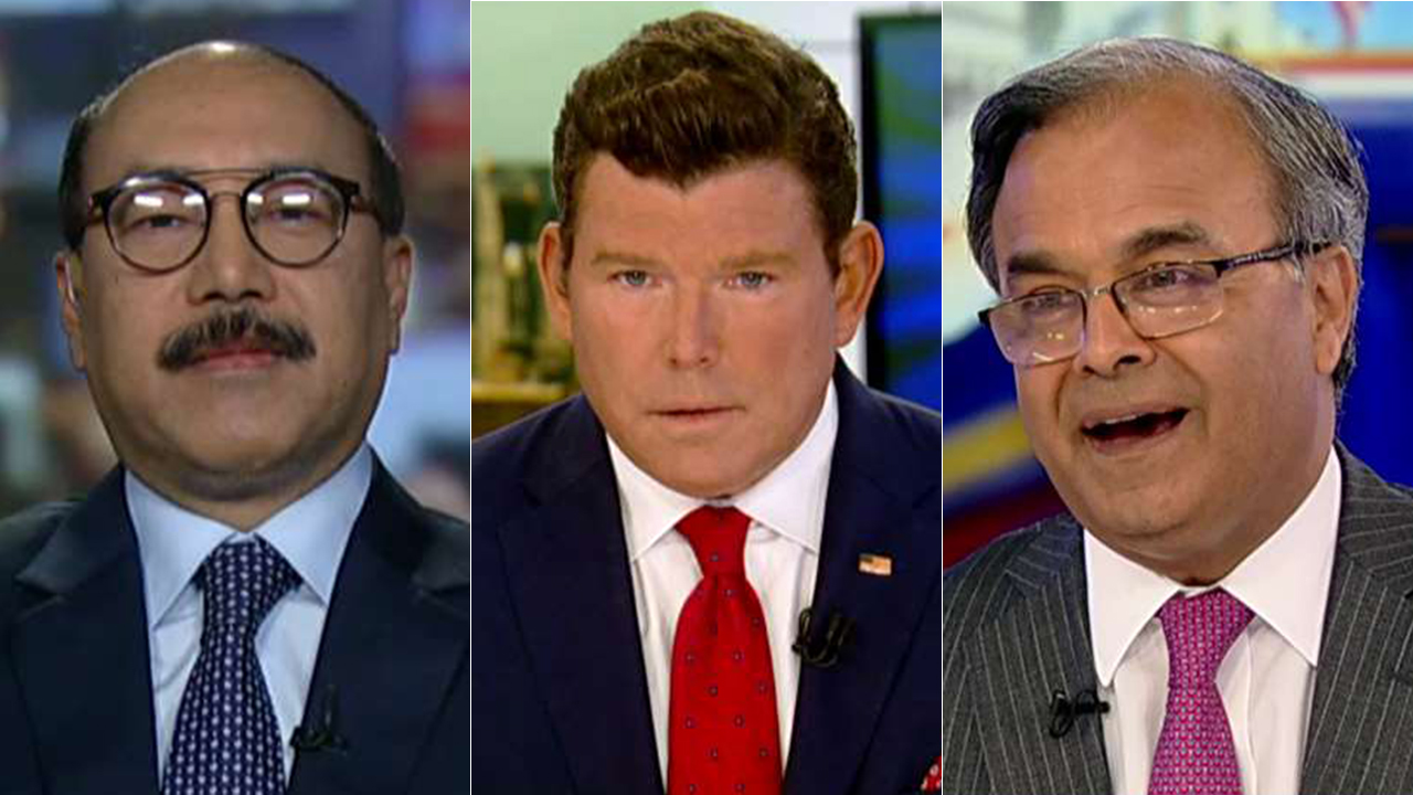 Westlake Legal Group Baier-3-way-split Bret Baier talks brewing Kashmir conflict with Indian, Pakistani ambassadors to US Nick Givas fox-news/world/world-regions/pakistan fox-news/world/world-regions/india fox-news/world fox-news/media/fox-news-flash fox-news/media fox news fnc/media fnc cb8d3f8f-eeed-5eb9-8544-1761f9659ee8 article