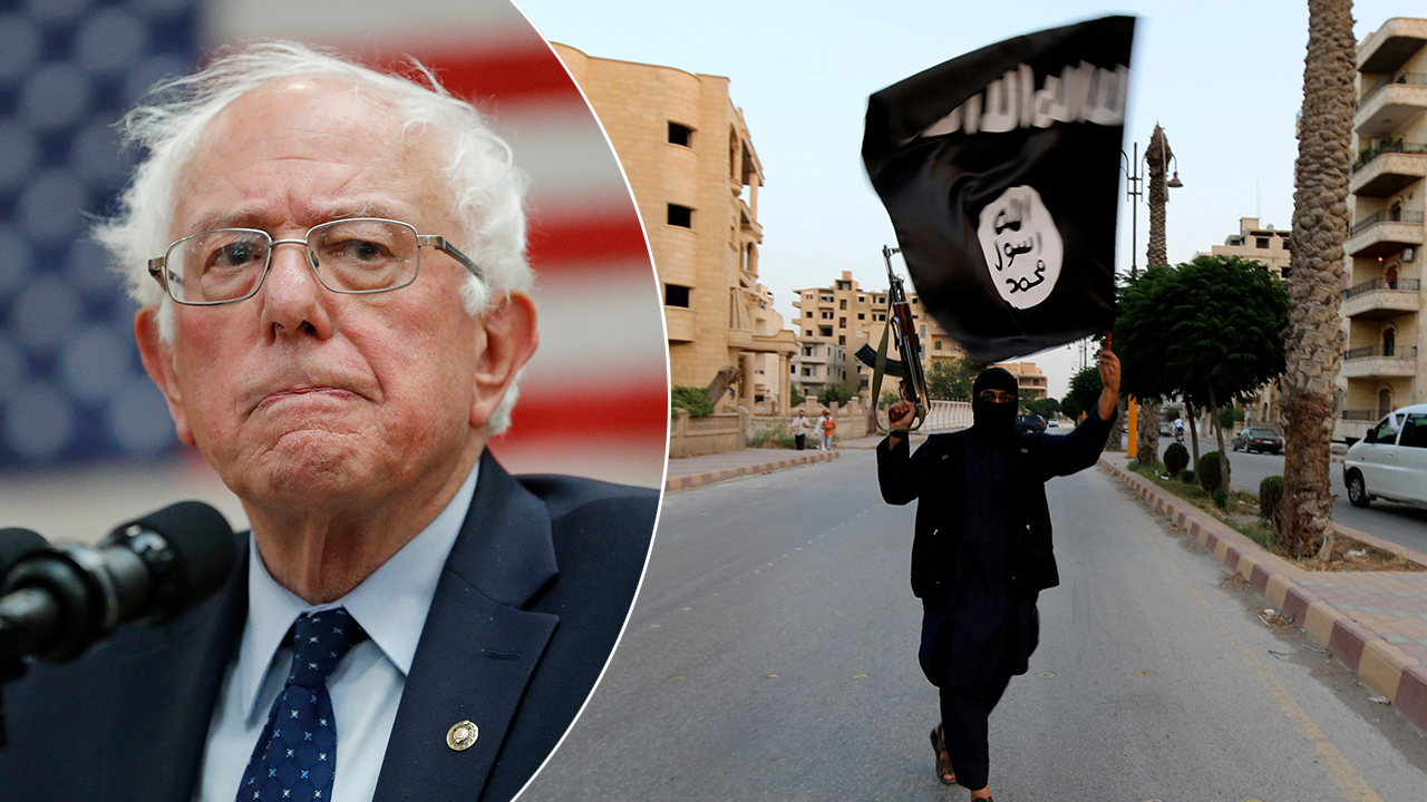Bernie Sanders: Climate change poses a bigger threat to America than ISIS thumbnail