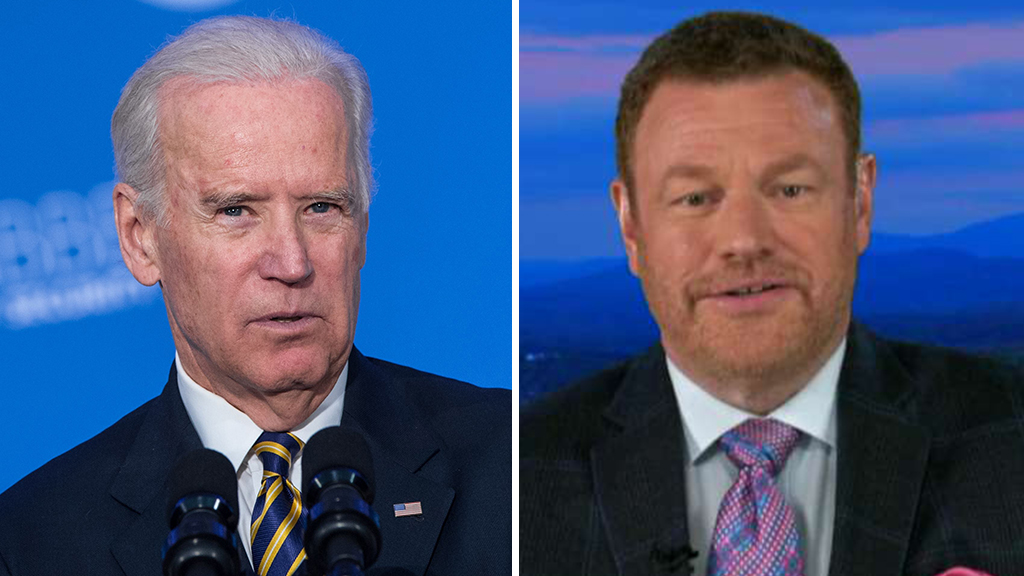 Mark Steyn: Biden's war story controversy latest in long line of verbal mistakes