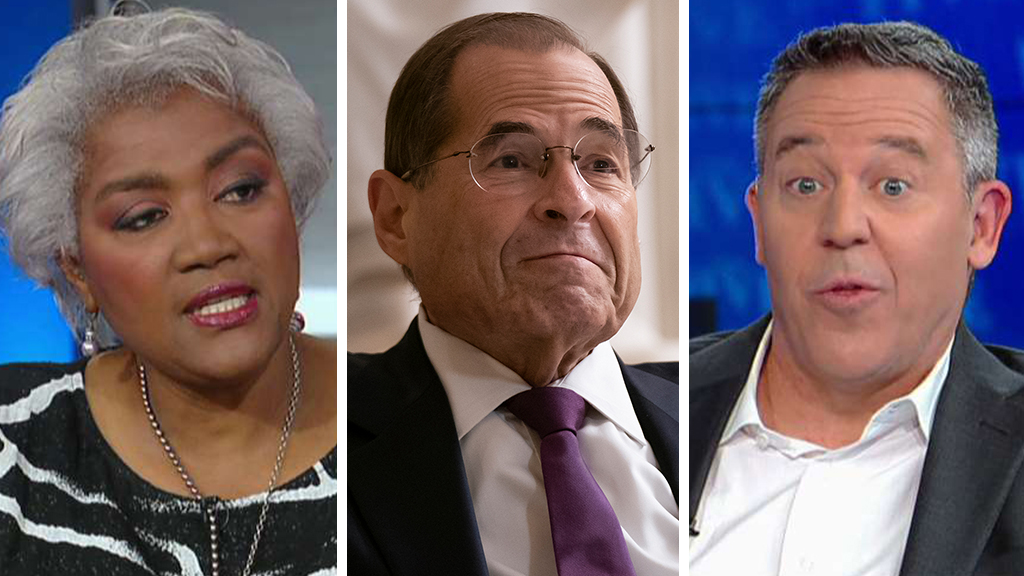 Westlake Legal Group Brazile-Nadler-Gutfeld_FOX-AP-FOX Gutfeld, Donna Brazile discuss ongoing Democrat impeachment rumblings Victor Garcia fox-news/politics/house-of-representatives/democrats fox-news/person/donald-trump fox-news/media/fox-news-flash fox-news/media fox news fnc/media fnc article 46eb3849-f1ac-58d8-8b06-28f666179d15