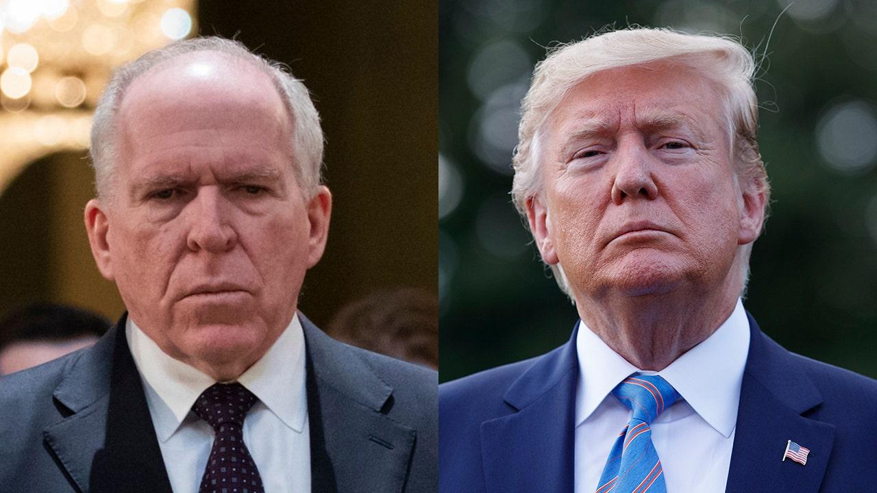 Westlake Legal Group Brennan-trump Ex-CIA Director John Brennan slams Trump amid DNI resignations: He wants 'blind loyalty' Joseph Wulfsohn fox-news/politics fox-news/person/donald-trump fox-news/media fox news fnc/media fnc article 24d53718-6e63-5540-9c19-854114242be7