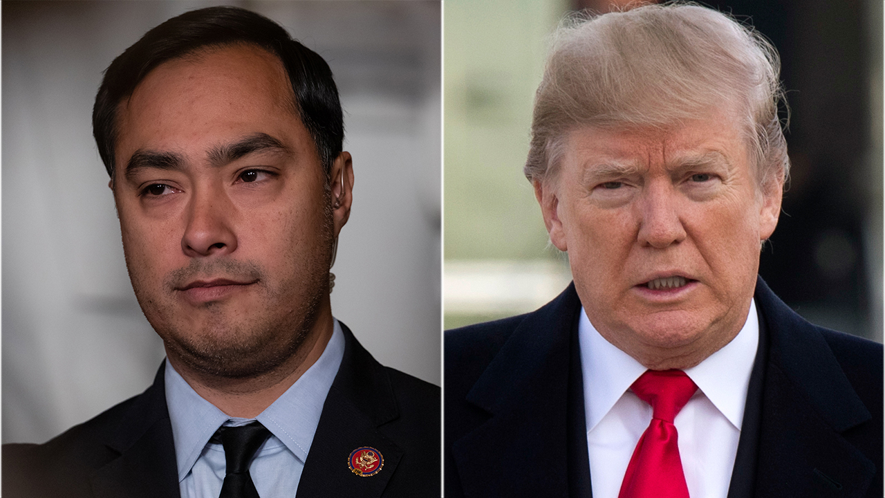 Westlake Legal Group Castro-Trump-AP Dems call for impeachment of 'criminal' Trump as new details surface on call with Ukraine Sam Dorman fox-news/politics/elections/democrats fox-news/person/julian-castro fox news fnc/media fnc d8a84004-2477-5f77-8f5d-01fd05ab4c0b article