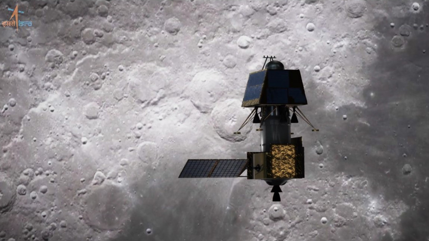 Vikram Moon lander: NASA Orbiter fails to spot Indian probe on the lunar surface