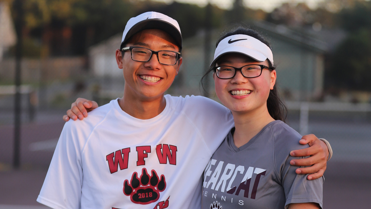 High school tennis stars penalized for having 'wrong' faith, score religious exemption