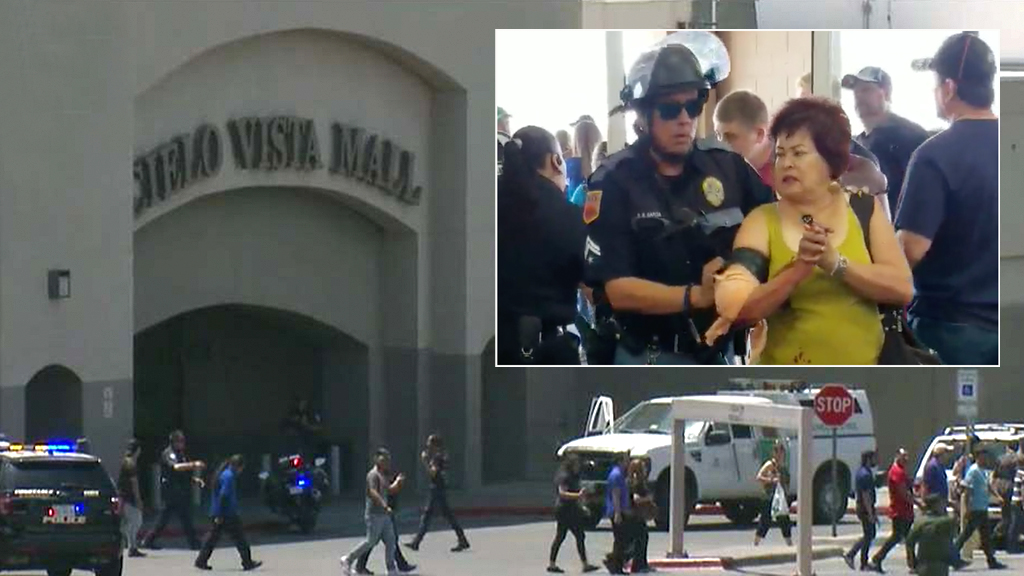 Westlake Legal Group Cielo-Vista-Mall-thumb-4 Soldier describes carrying children to safety from El Paso mall: 'What I'm supposed to do' Sam Dorman fox-news/us/us-regions/southwest/texas fox-news/us/crime/police-and-law-enforcement fox-news/media/fox-news-flash fox-news/entertainment/media fox news fnc/us fnc article 95051bfd-e841-52a5-9c02-cd92f9d888b9