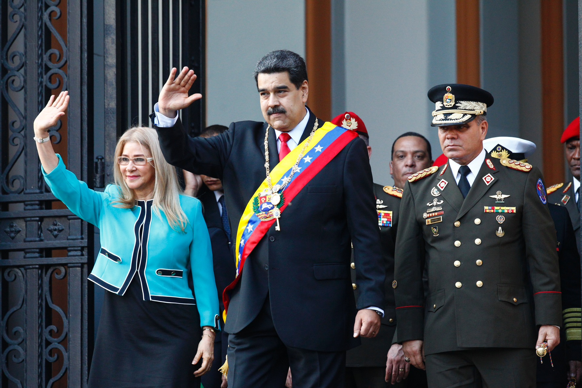 Venezuela starts military exercises at Colombia border, US promises Bogota 'full support'