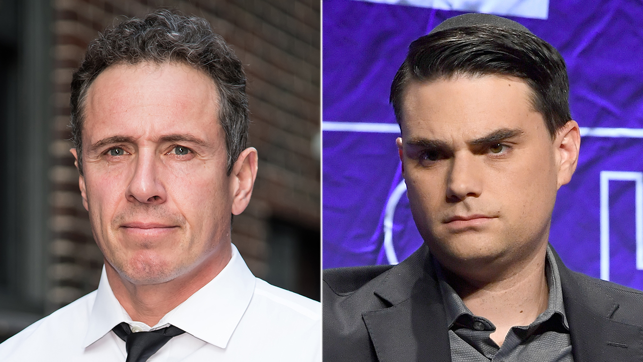 Ben Shapiro calls out media double standard following Chris Cuomo's 'Fredo' incident