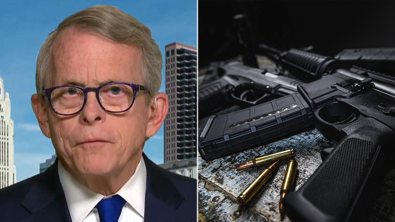Westlake Legal Group DeWine-Guns Ohio Gov. Mike DeWine: New gun measures crafted by Second Amendment supporters, will respect due process Nick Givas fox-news/us/us-regions/midwest/ohio fox-news/us/personal-freedoms/second-amendment fox-news/shows/fox-news-sunday fox-news/media/fox-news-flash fox-news/media fox news fnc/media fnc article 88bd73c9-277c-5e80-a3ea-dfadbbc758b7