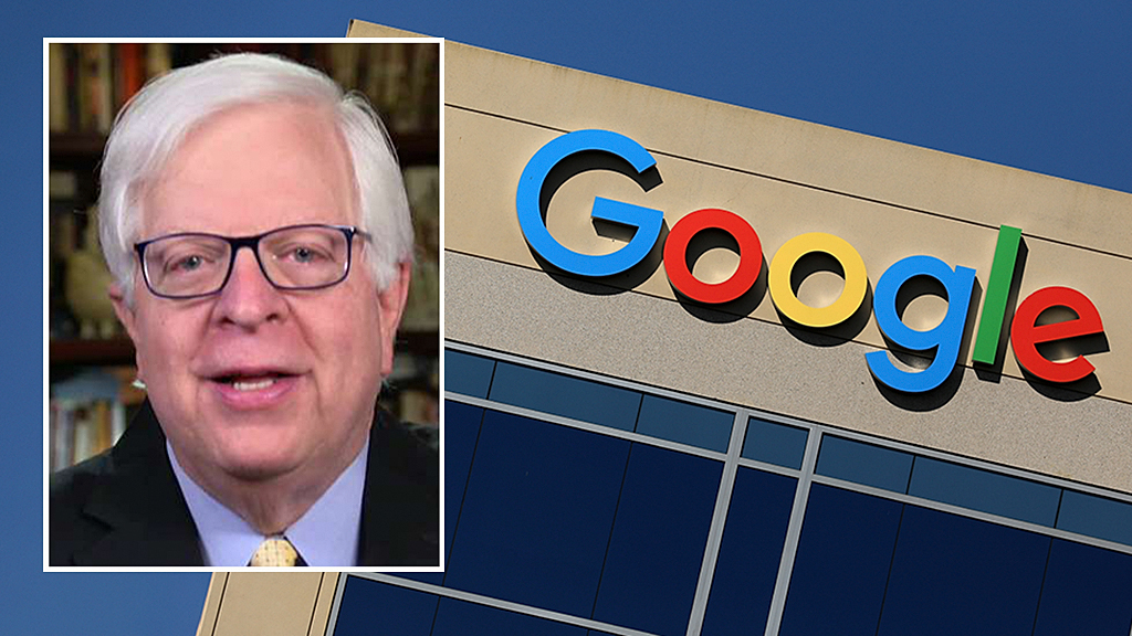 Dennis Prager on Google restricting PragerU videos: The left does not support freedom of speech