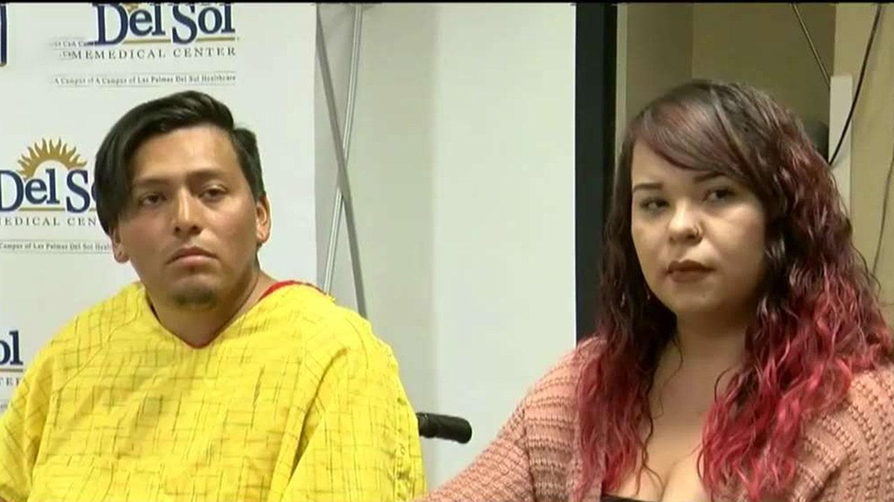 Westlake Legal Group El-Paso-Survivor El Paso shooting survivor shares harrowing story from hospital Talia Kaplan fox-news/us/us-regions/southwest/texas fox-news/us/crime fox-news/us fox news fnc/us fnc article 93bb634d-869f-566a-bcd7-d863b97c4ca5