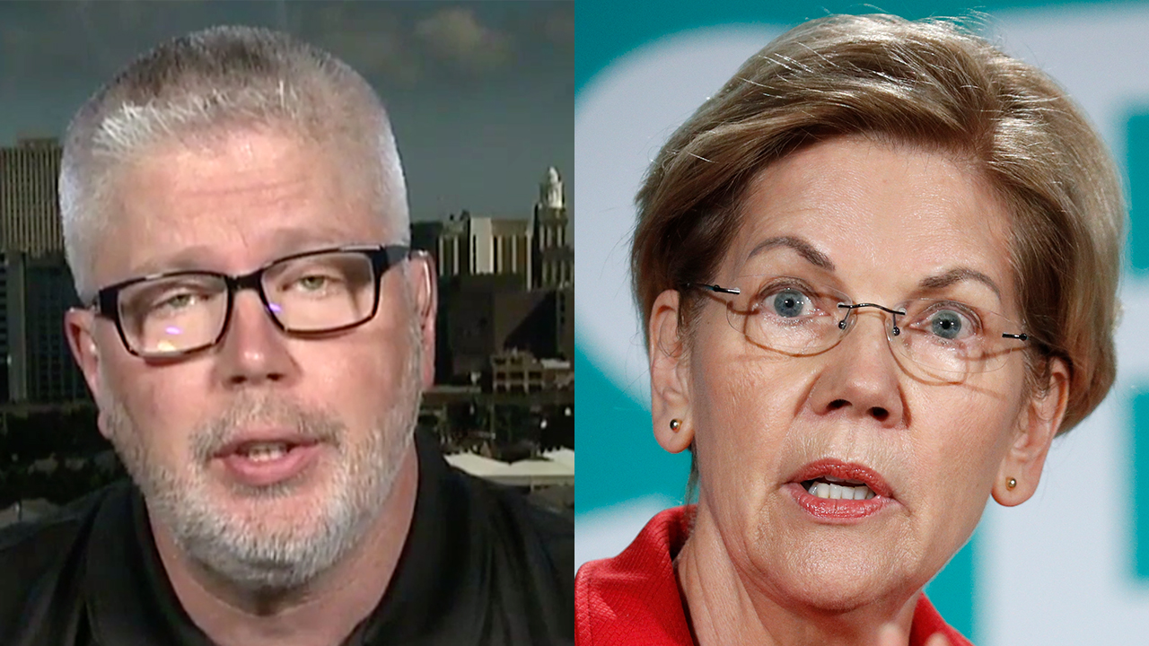 Westlake Legal Group Elizabeth-Warren Former Missouri Dem lawmaker, retired officer blasts Warren for tweet claiming Michael Brown was murdered Joshua Nelson fox-news/us/us-regions/midwest/missouri fox-news/shows/fox-friends fox-news/politics/2020-presidential-election fox-news/person/elizabeth-warren fox-news/media/fox-news-flash fox news fnc/media fnc ff9de917-99ab-5ec2-98ac-6bd6c3d4b2ce article
