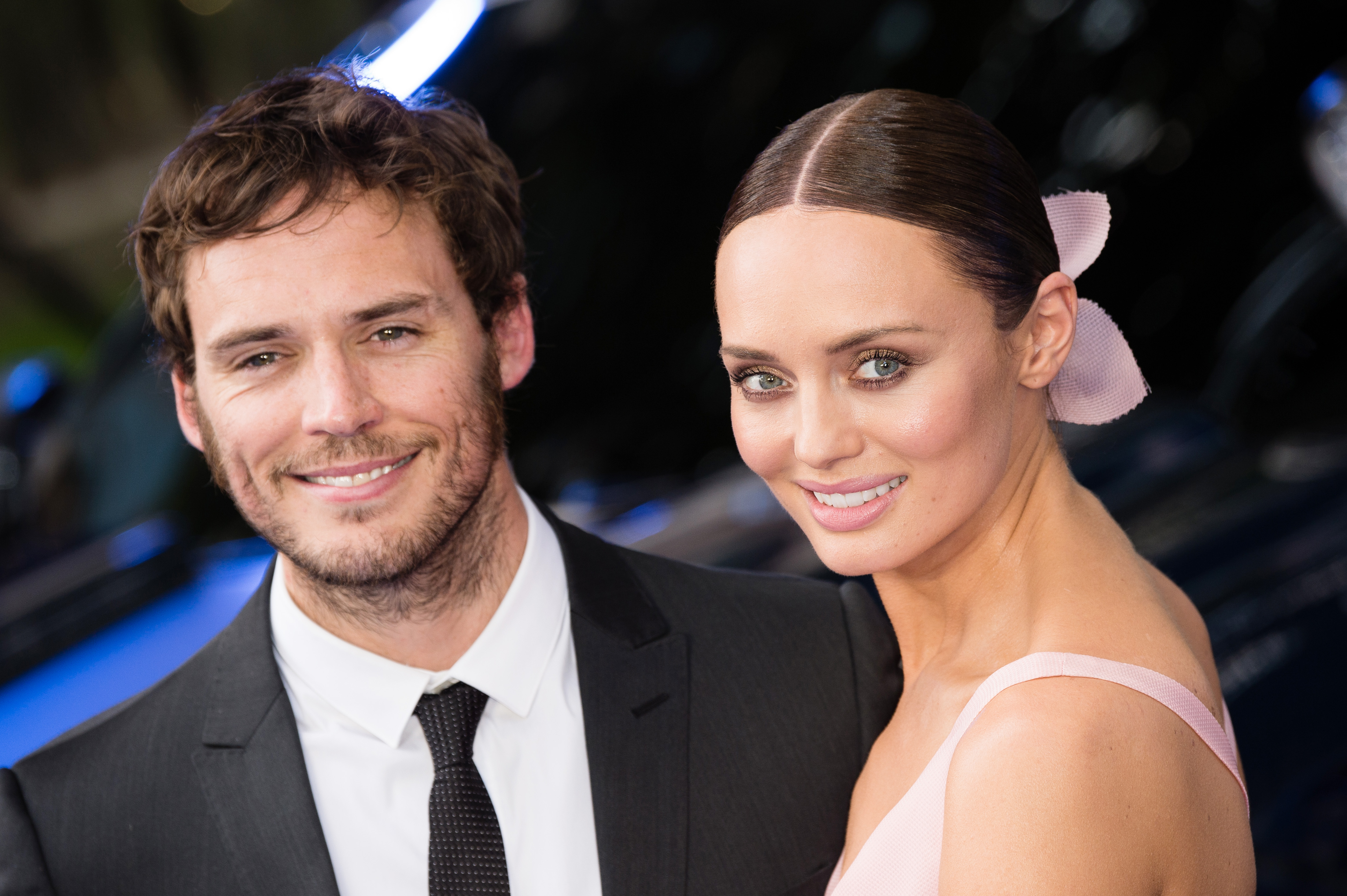 Westlake Legal Group GettyImages-697427968 Sam Claflin and wife Laura Haddock separate after six years of marriage New York Post Lindsey Kupfer fox-news/entertainment/events/couples fnc/entertainment fnc article 4538a124-64f2-550c-bb5c-c84c97558c29